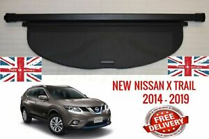 TO FIT NISSAN X TRAIL T32 2014-19 PARCEL SHELF LOAD TONNEAU LUGGAGE COVER BLIND
