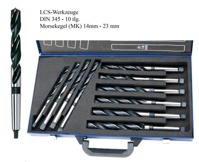 mit Morsekegel Spiralbohrer Metallbohrer DIN 345 rollgewalzt 44,00 mm Bohrer MK 4 Aufnahme