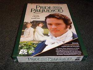 PRIDE & PREJUDICE 10th Anniversary Limited Edition-COLIN ...