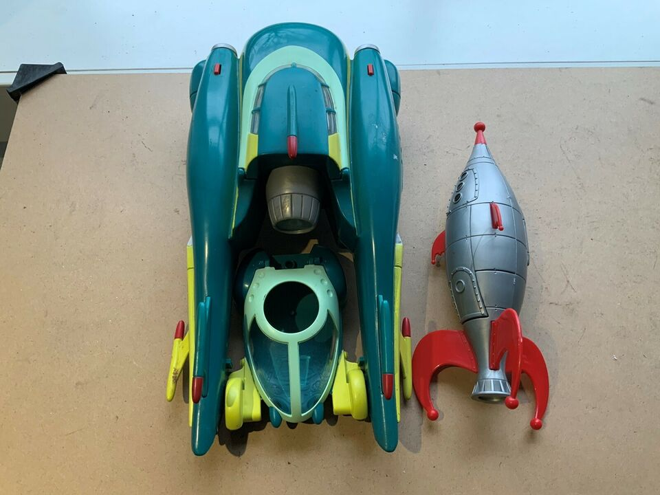 Spacejam legetøj, Spacejam
