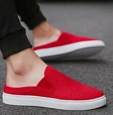 buy popular 1ba47 4668f item 2 Men Slip On Mules Mesh Sneakers Clogs Slipper Beach Slides Sandal  Shoes Casual l -Men Slip On Mules Mesh Sneakers Clogs Slipper Beach Slides  Sandal ...
