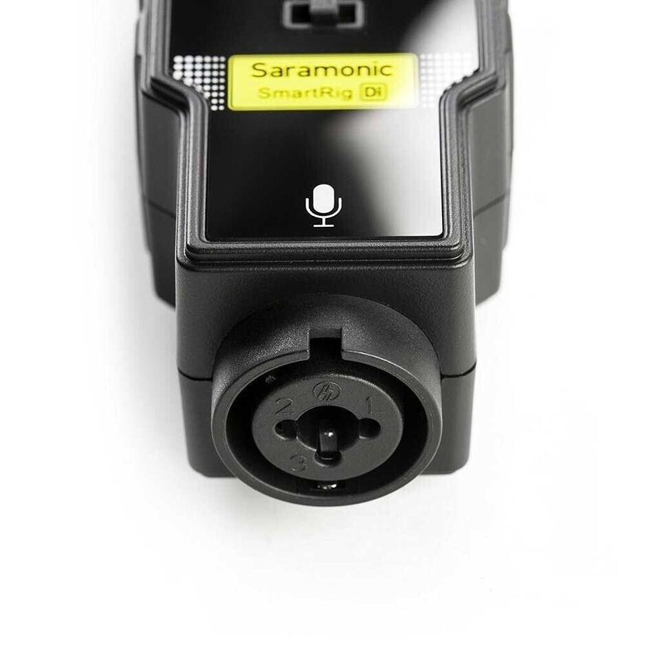 Saramonic SmartRig-DI audio interface