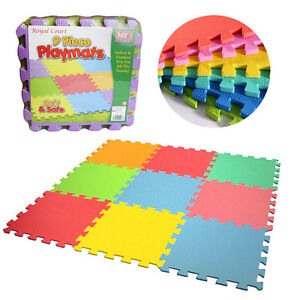 Kids Eva Foam Play Mat Interlocking