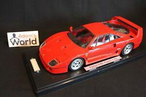 Fujimi-built-kit-Ferrari-F40-1-16-red-PJBB