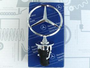 Original-Mercedes-Stern-Emblem-fuer-W124-200-bis-320E-1248800086-FRIEFI-NEU-OVP