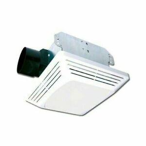 Air King ASLC50 50CFM White Exhaust Fan Light Combo Bath ...