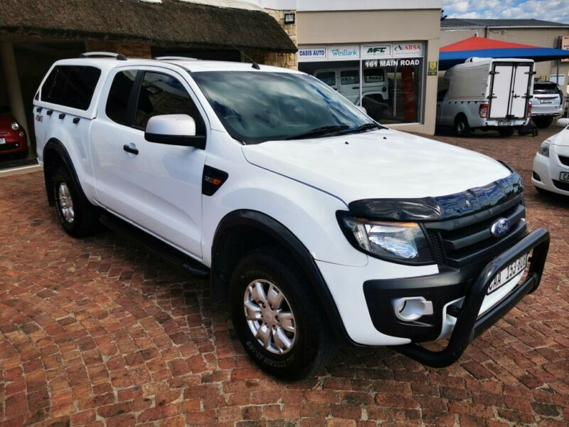 2012 Ford Ranger 3.2TDCi XLS 4x4 Super Cab AT for sale!