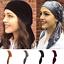 Muslim-Bonnet-Hijab-Head-Scarf-Turban-Chemo-Cap-Women-Hat-Headwrap-Wrap-Caps-New thumbnail 1