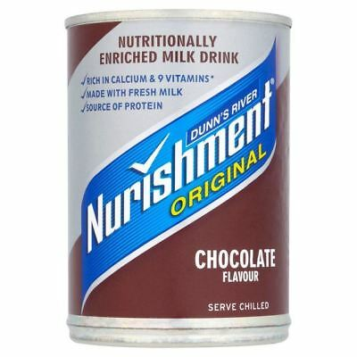 Radient Nurishment Original Chocolate Milkshake 400g