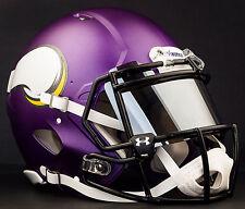 065fa3ff9 item 6    CUSTOM    MINNESOTA VIKINGS NFL Riddell Speed AUTHENTIC Football  Helmet -   CUSTOM    MINNESOTA VIKINGS NFL Riddell Speed AUTHENTIC Football  ...