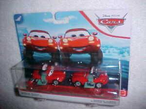 HW-DISNEY-PIXAR-CARS-034-WAITRESS-MIA-amp-TIA-034-2-CAR-SET-VHTF-NEW-MATTEL-CARS