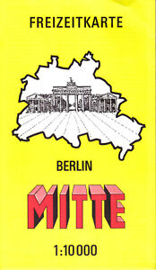 Stadtplan-Berlin-Mitte-1992