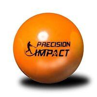 Precision Impact Slugs: Heavy Weighted Practice Balls For Baseball/softball H...