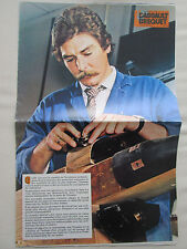 DASSAULT BREGUET INFORMATIONS 52 1/1981 MAQUETTE SOUFFLERIE SERVOCOMMANDES CATI