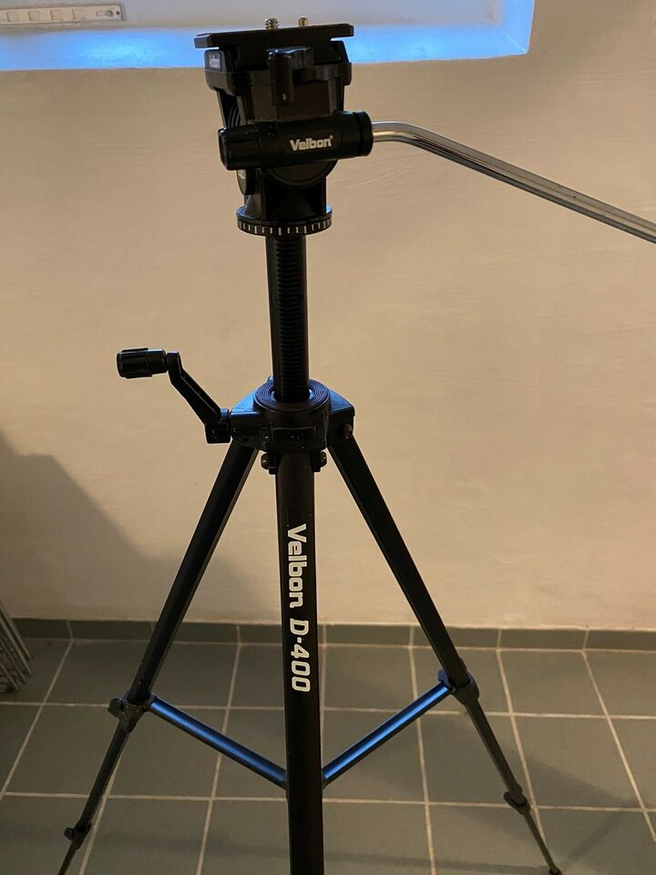 Video stativ, Velbon, Velbon D400
