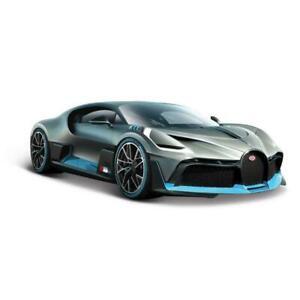 Maisto-1-24-Divo-Die-cast-Modelo-de-Coche-Bugatti
