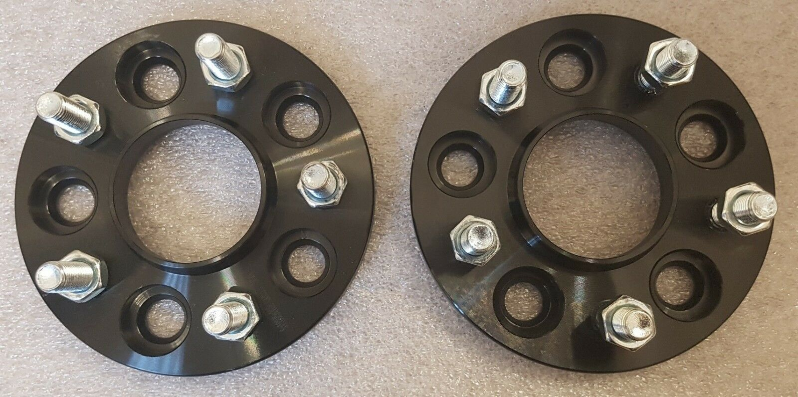 SD Forged Hubcentric Wheel Spacers for Ford Focus mk2 RS 5x108 15mm