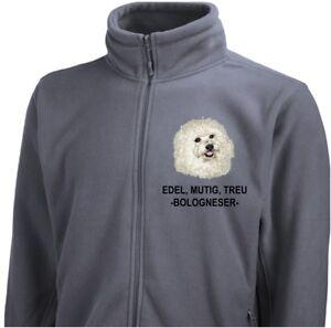 Dog con ricamo Siviwonder di bolognese fustagno in Giacca 0qtxRfE0
