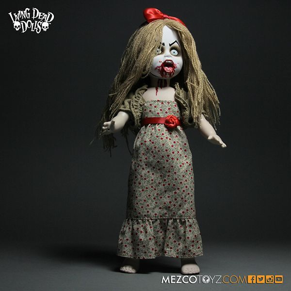 LIVING DEAD DOLLS  Series 30 – Lucy the Geek MEZCO TOYS