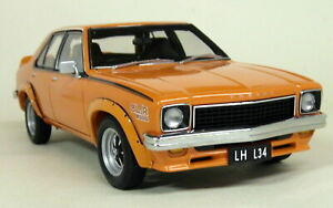 Autoart-1-18-Scale-73479-Holden-LH-Torana-L34-1974-Saffron-diecast-model-Car