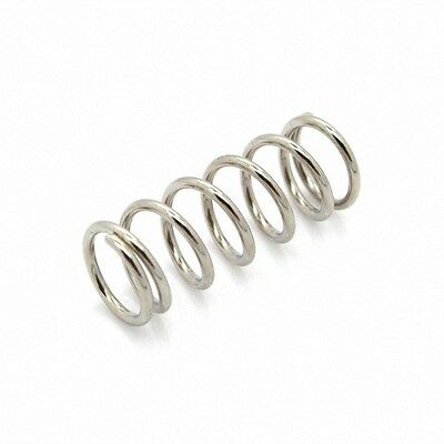 OD 13mm Long 45 to 300mm Tension /& Extension Spring Hook Select Wire Dia 1.8mm