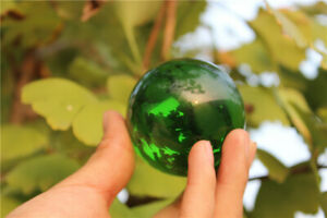 40-100mm-Natural-Green-Obsidian-Sphere-Large-Crystal-Ball-Healing-Stone