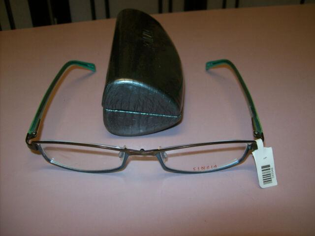 Cinzia Designs Ladies Europa Cin-154 Eyewear Eyeglass Frames 50-19 ...