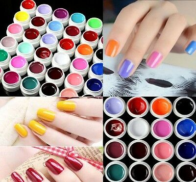 12/18/24/30 Color UV Gel Pure Gel Glitter Gel Extension Decoration Nail Art