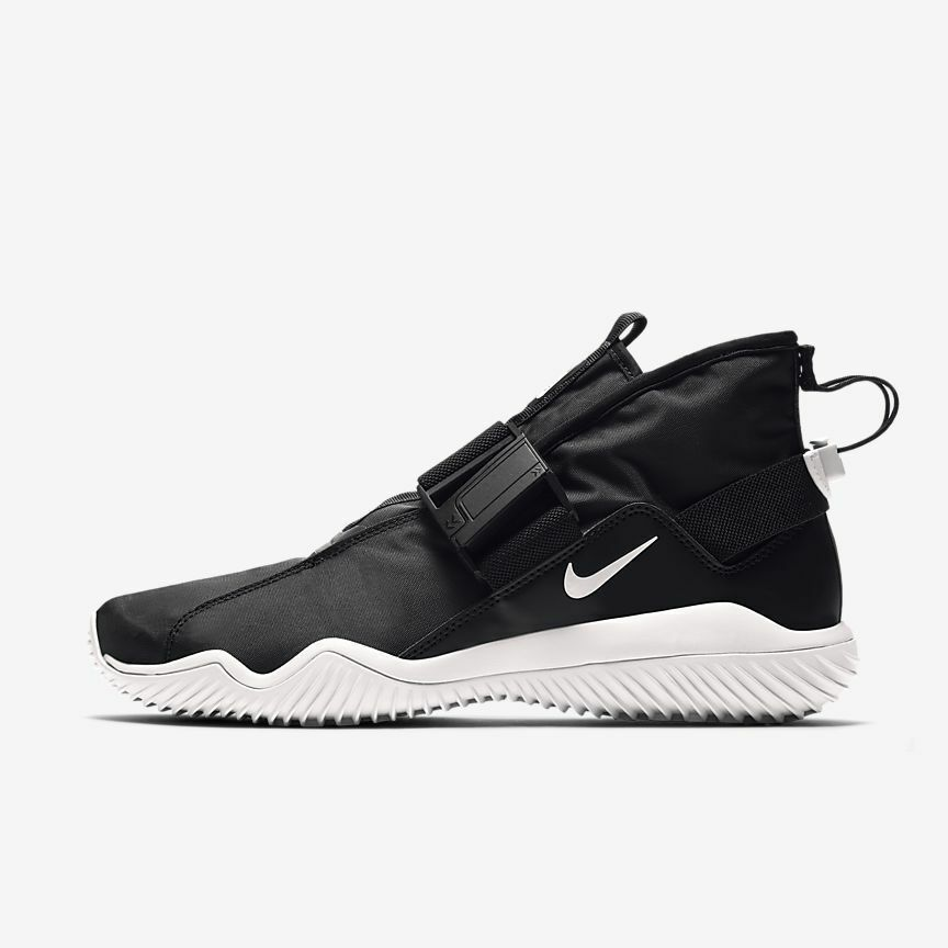 Nike Komyuter Men's Sportswear Shoes AA2211 001 *Black & Summit White NEW! $150