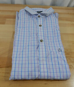 MWT-Men-039-s-Bar-lll-Long-Sleeved-Slim-Fit-Stretch-Button-Down-Dress-Shirt