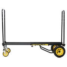 Rock N Roller R10RT Max Multi-Cart DJ Sound TV Film Sports Equipment Gear Cart