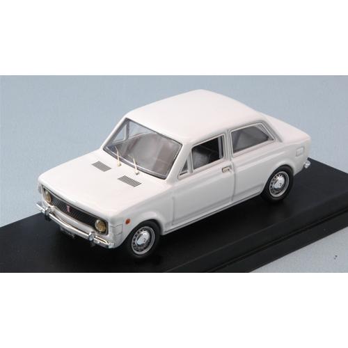 FIAT 128 2 PORTE 1969 bianca 1 43 Rio Auto Stradali Die Cast Modellino