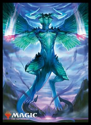 Magic The Gathering Mana Symbol Forest Card Game Character Sleeves MTGS-021 80CT