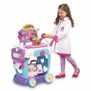kit bambini dottoressa peluche
