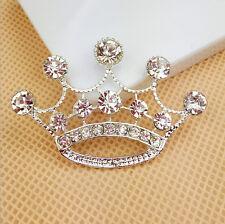 Flatback Rhinestone Crown Embellishments DIY Bling Cell Phone Case Kits