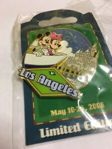 Mickey-And-Minnie-Mouse-Los-Angeles-Disney-Pin