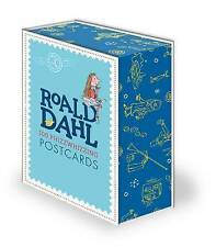 100 Phizz Whizzing Postcards Cards by Bestseller Author Roald Dahl First Edition