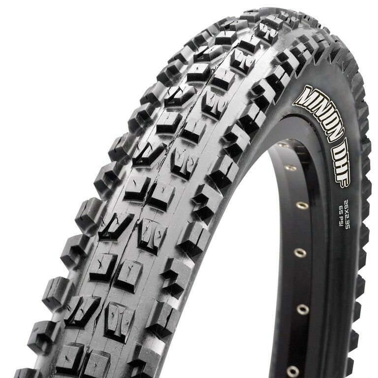 Tire Minion DHF 27.5 x 2.60 exo TR 60tpi Maxxis bike tyres