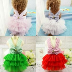 Small-Pet-Dog-Cat-Summer-Lace-Skirt-Princess-Tutu-Dress-Puppy-Clothes-Apparel