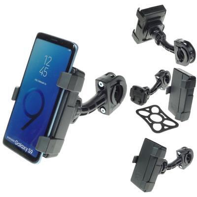 Inventivo German Made Samsung Galaxy Bici Manubrio Mount Holder Per Herbert Richter- Famoso Per Materiali Selezionati, Disegni Innovativi, Colori Deliziosi E Lavorazione Squisita