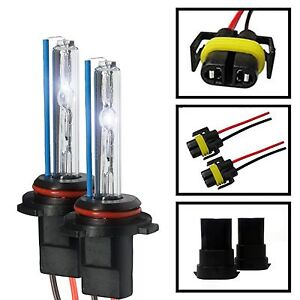 Two-HID-Kit-039-s-Xenon-Light-Replacement-Bulb-H4-H7-H11-9006-H1-H3-880-5202-9145