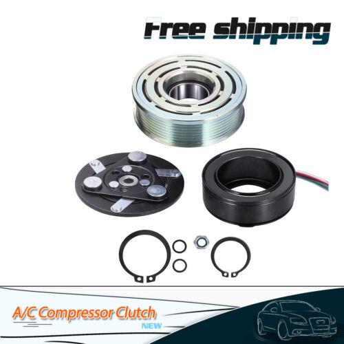 New AC A//C Compressor Clutch Kit For 2006-2011 Honda Civic 1.8 L FBHCCK1