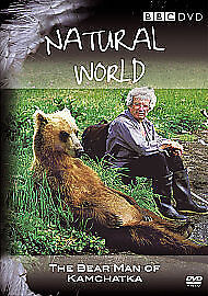 1 of 1 - Natural World - The Bear Man Of Kamchatka (DVD, 2008) new sealed.