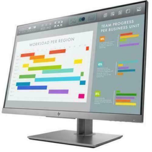 "HP EliteDisplay 24/"" IPS LCD Monitor 1920 x 1200 16:10 5ms AntiGlare 1FH49A8 NEW"