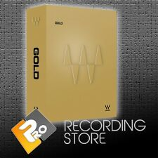 Waves Gold Bundle Pro Tools HD SoundGrid AAX Native TDM RTAS VST AU 33 Plugins