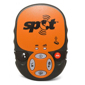 NEW-Spot-2-Satellite-GPS-Messenger-Tracker-SOS-SPOT-II-ORANGE