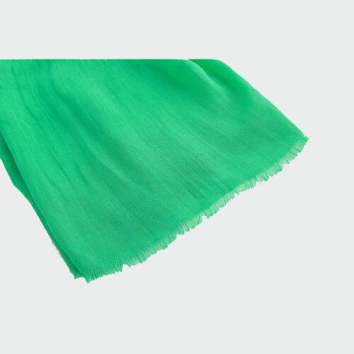 Women 165x58cm UK Seller Mint Green Soft Modal Scarf Shawl Hijab for Girls