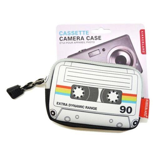 Kikkerland Cassette Camera Case