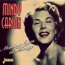 Mindy Carson - Making Eyes at Mindy [New CD]