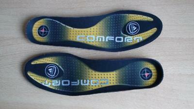 Adidas F50 Fusion Frame - Comfort Einlegesohle Gr. 11T (300mm) 11,5 Sohle F50
